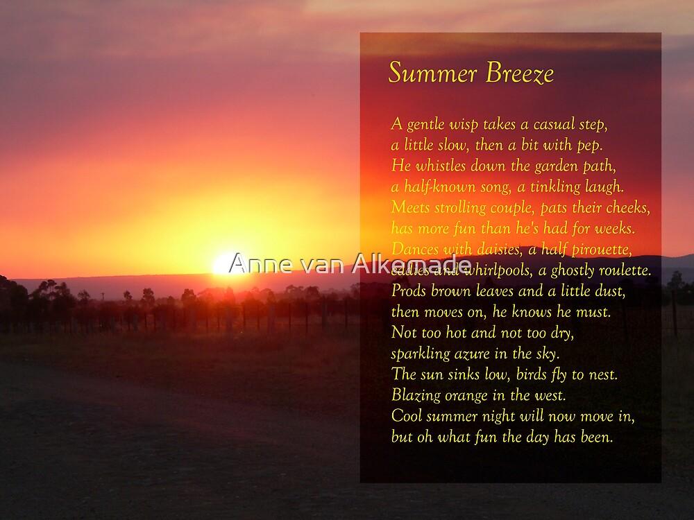 Summer Breeze by Anne van Alkemade