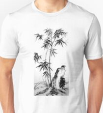 Bamboo with Stone Unisex T-Shirt