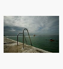 Merewether Baths 7 Photographic Print