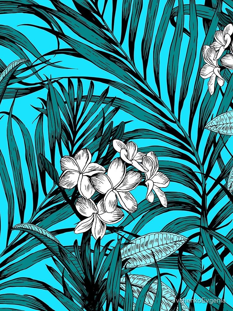 tropical pattern by IvchenkoEvgenia