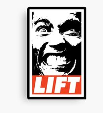 LIFT Canvas Print