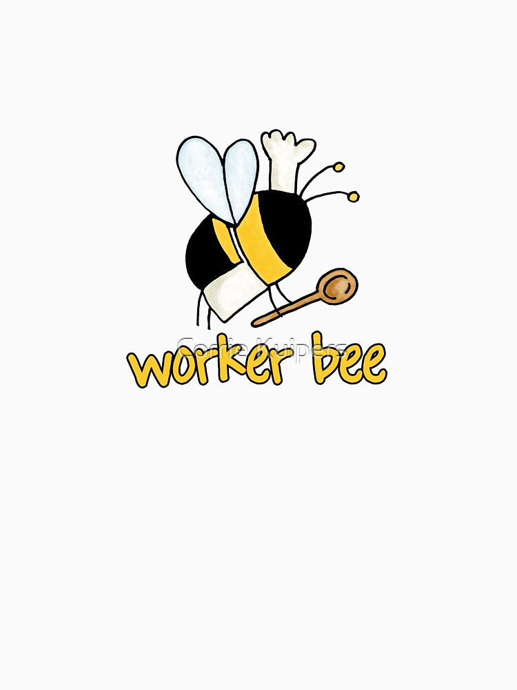 Worker bee - cook/chef by cfkaatje