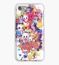 Undertale Color iPhone Case/Skin