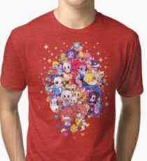 Undertale Color Tri-blend T-Shirt