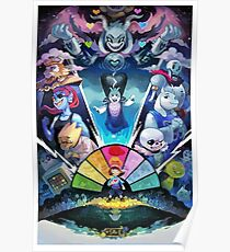Undertale World Poster