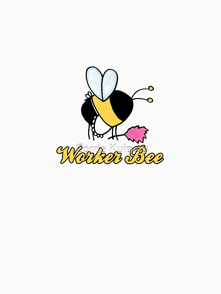 Worker Bee - cleaner/maid by cfkaatje