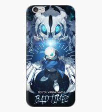Bad time Sans iPhone Case