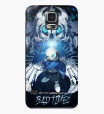 Bad time Sans Case/Skin for Samsung Galaxy