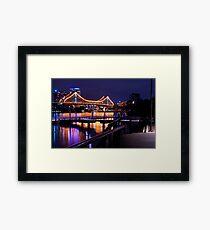 Riverside Framed Print