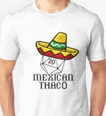 Mexican Thac0 T-Shirt