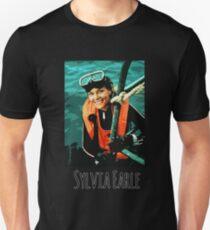 Sylvia Earle Unisex T-Shirt