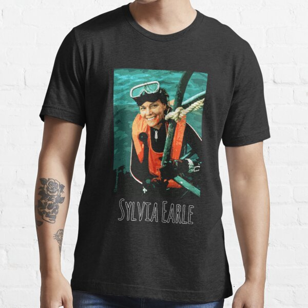 Sylvia Earle Essential T-Shirt