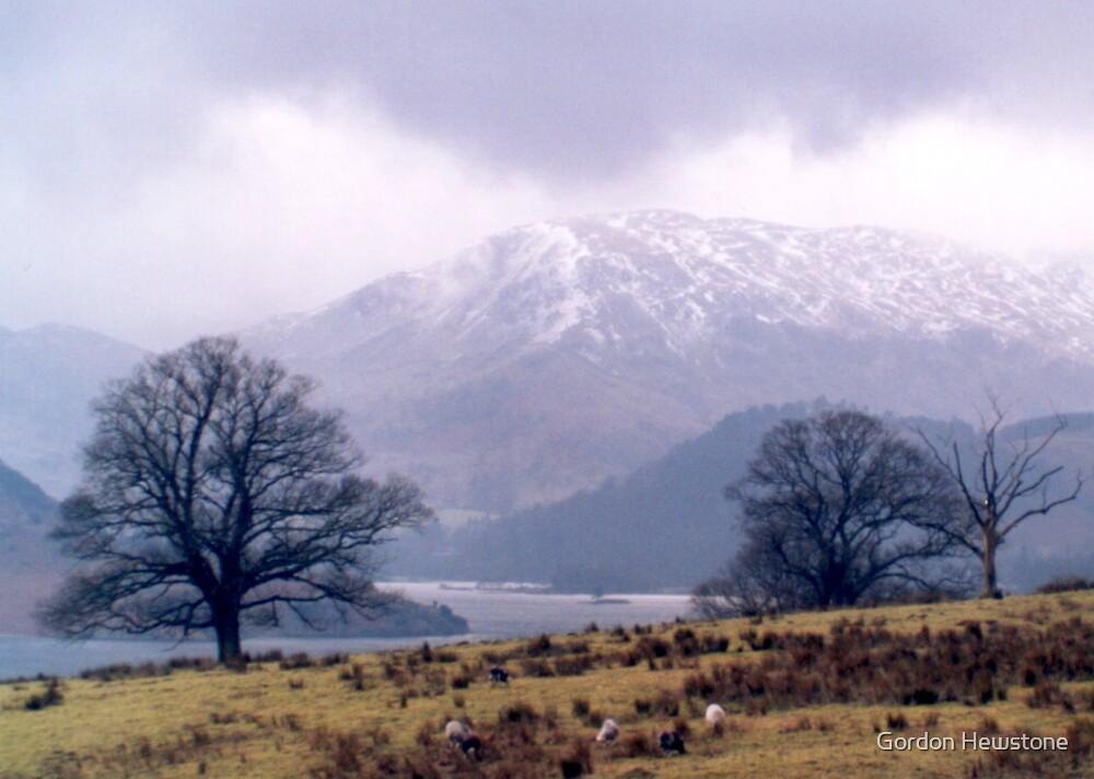 Ullswater View by Gordon Hewstone