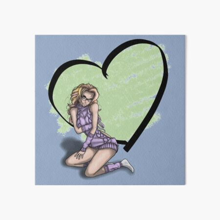 Valentine's Day Impression rigide