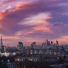 London Sunset by Mattia  Bicchi Photography