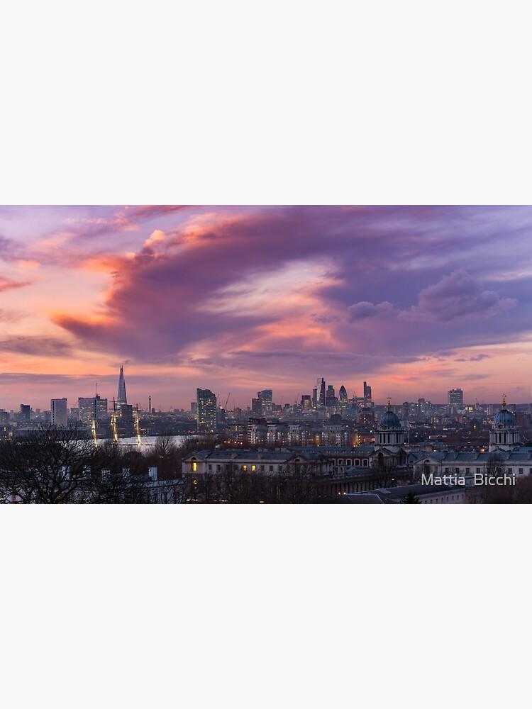 London Sunset by mattside12