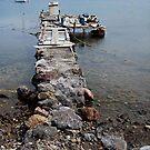 Man Made pier by OHenrys