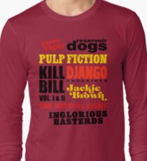 Tarantino Long Sleeve T-Shirt