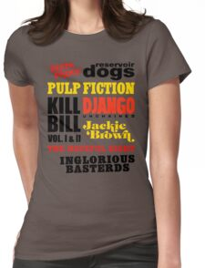 Tarantino Womens Fitted T-Shirt