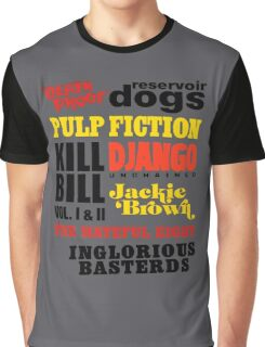 Tarantino Graphic T-Shirt