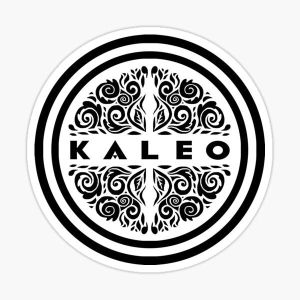 Date Tour 2017 KALEO kellyyaa ky two Sticker