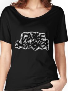 Clunge Destroyer Logo Women's Relaxed Fit T-Shirt