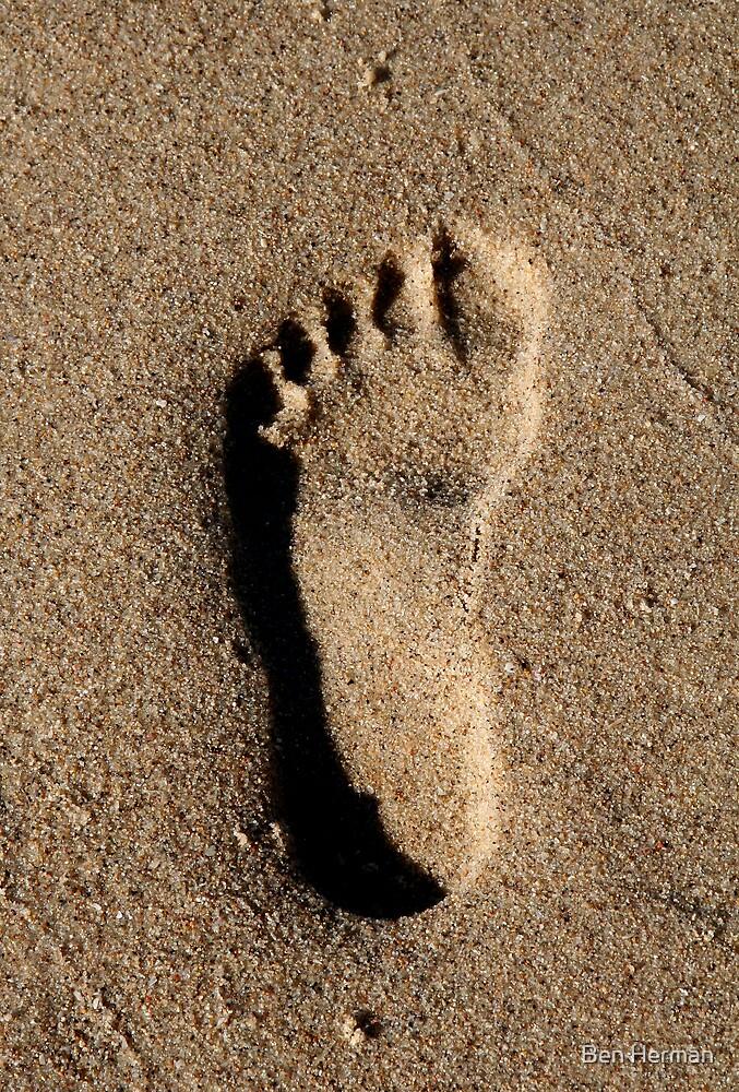 Footprint by Ben Herman