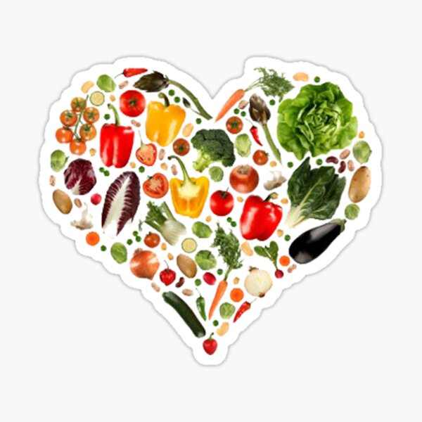 Veggies Sticker