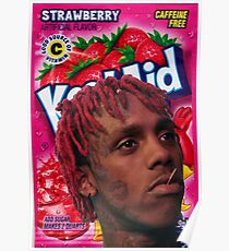 KoolAid- Famous Dex flavored Poster