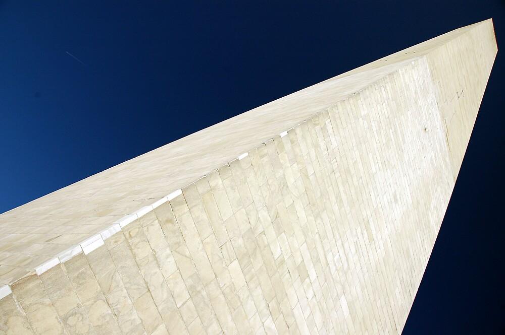Washington Monument by wyllys