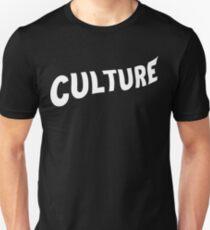 Culture (Migos) White Unisex T-Shirt
