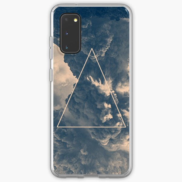Inverted Cloud Triangle Samsung Galaxy Soft Case
