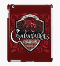 Cavanaugh's Irish Red iPad Case/Skin