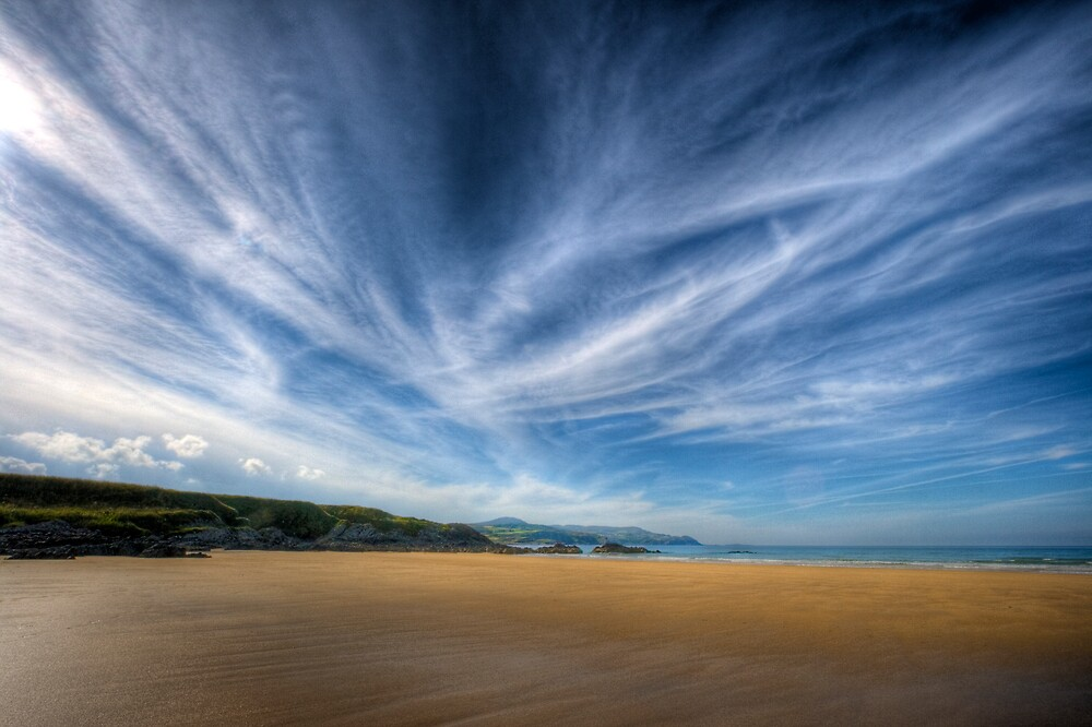A Donegal Beach by Kevin Hart