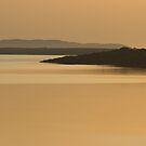 Gentle Beach by Kevin Hart