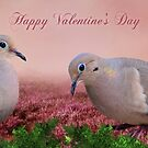 Happy Valentine's Day to all my Red Bubble Friends by Bonnie T.  Barry