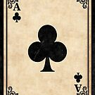 Ace of Clubs by Remus Brailoiu