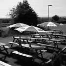 Beer Garden. by Vulcha