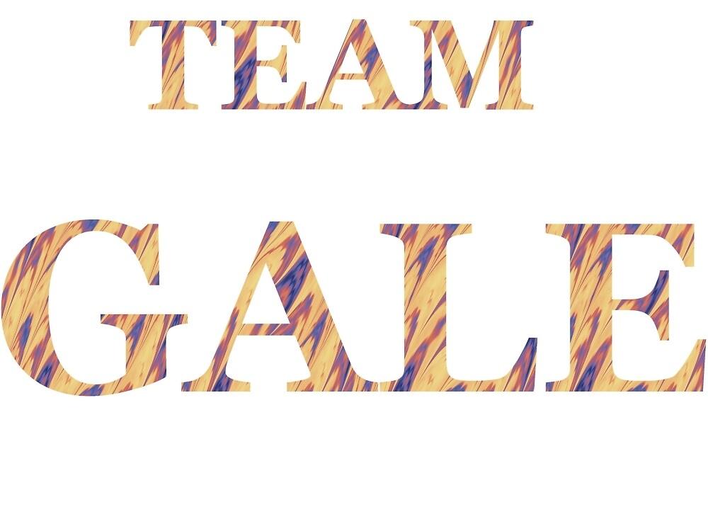 Team Gale by catkoebsch