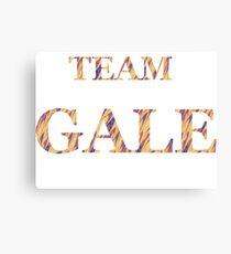 Team Gale Canvas Print