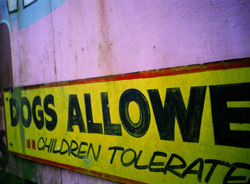 Dogs before children by scottwynn