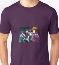 Yu-Gi-Oh! Protagonists Unisex T-Shirt