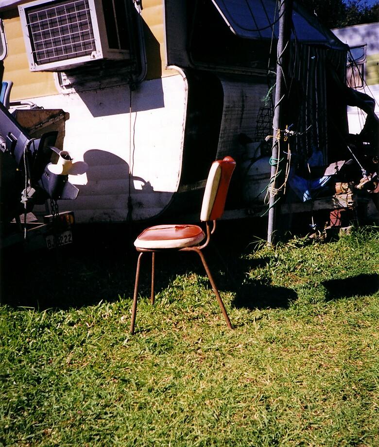 Red Chair by scottwynn