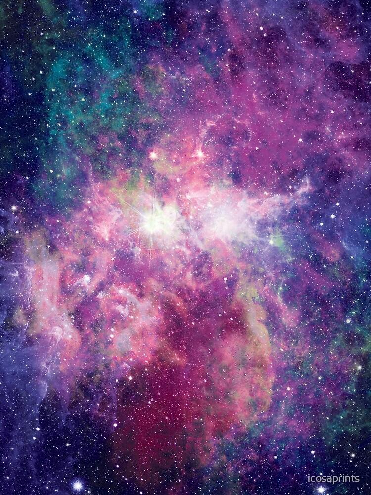 Kosmos von icosaprints