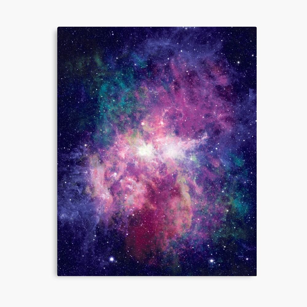 Kosmos Leinwanddruck