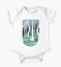 Mystical Forest One Piece - Short Sleeve