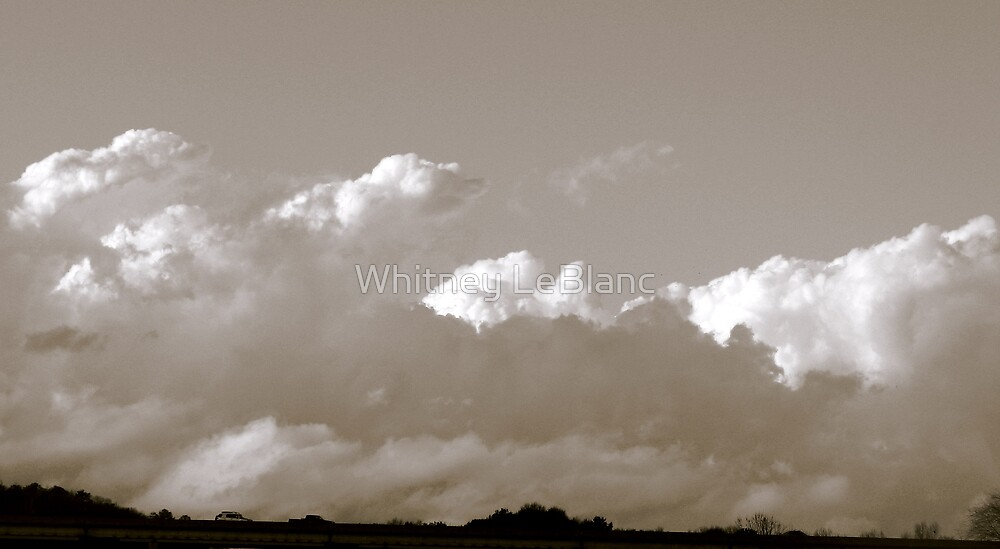 Clouds by Whitney LeBlanc