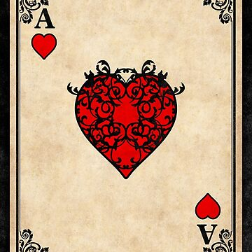 Ace of Hearts by RemusCB