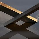 The X Reflection by TJ Baccari Photography