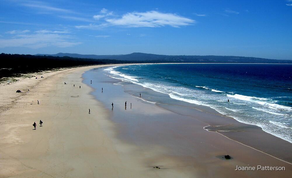 Pambula Beach, NSW, Australia by Joanne Patterson